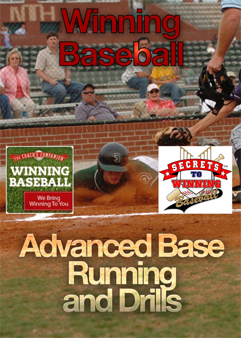 Winning Baseball Presents Download 9: Advanced Base Running and Drills