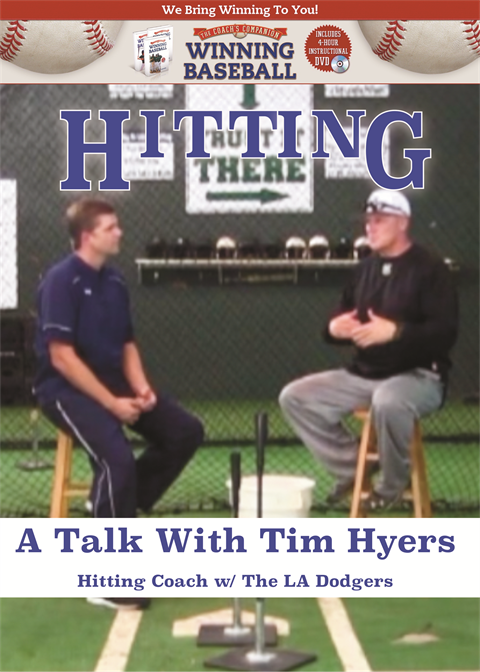 **NEW RELEASE****Talk Hitting w/Trent Mongero and special guest Tim Hyers,