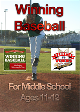 Winning Baseball Presents Download 3 Middle school ages 11-12